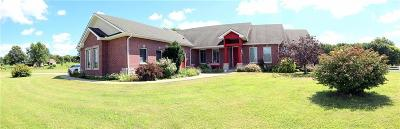 Cass County Single Family Home For Sale: 20203 E State Route A Highway