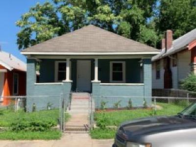 Kansas City Single Family Home For Sale: 2503 College Avenue