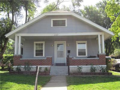 Kansas City Single Family Home For Sale: 2237 Drury Avenue