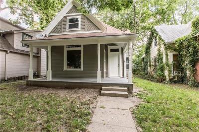 Kansas City Single Family Home For Sale: 4121 Oak Street