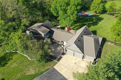 Johnson-KS County Single Family Home For Sale: 12390 S Pflumm Road