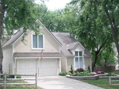 Johnson-KS County Patio For Sale: 11611 Lowell Avenue