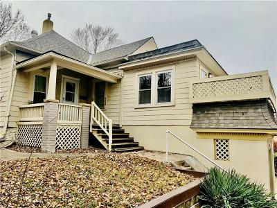 Kansas City Single Family Home For Sale: 4522 Mercier Street
