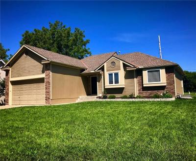 Cass County, Clay County, Platte County, Jackson County, Wyandotte County, Johnson-KS County, Leavenworth County Single Family Home For Sale: 620 SW Lemans Lane