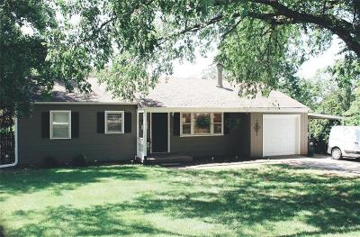 Shawnee Single Family Home For Sale: 4722 Quivira Drive