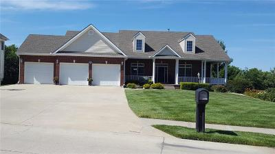 St Joseph Single Family Home For Sale: 4805 Corinth Drive