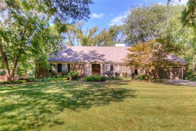 Cass County, Clay County, Platte County, Jackson County, Wyandotte County, Johnson-KS County, Leavenworth County Single Family Home For Sale: 9634 Sagamore Road
