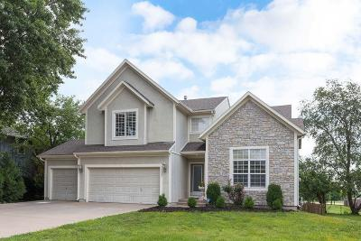 Olathe Single Family Home For Sale: 15447 S Summertree Lane