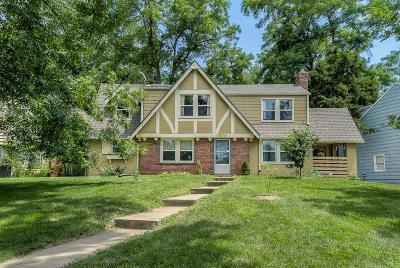 Kansas City Single Family Home For Sale: 5907 Paseo Boulevard