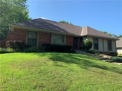 Single Family Home For Sale: 8136 NW Beaman Drive