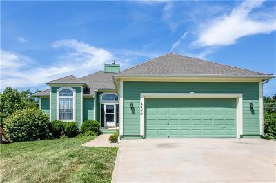 Kansas City Single Family Home For Sale: 4426 N 122nd Terrace
