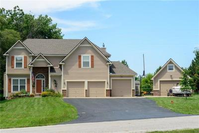 Johnson-KS County Single Family Home For Sale: 9842 Pin Oak Circle