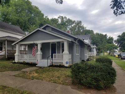 Leavenworth Single Family Home For Sale: 550 Middle Street