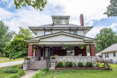 Independence Single Family Home For Sale: 1001 S Main Street
