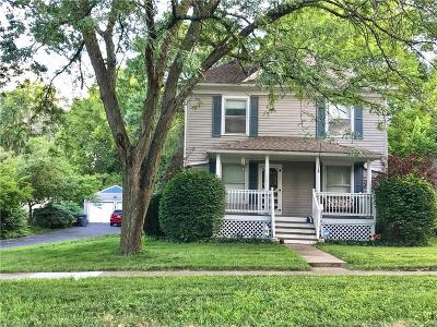 Olathe Single Family Home For Sale: 587 W Loula Street