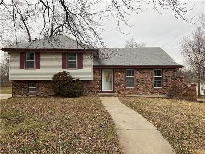 Kansas City Single Family Home For Sale: 8636 E 50th Terrace