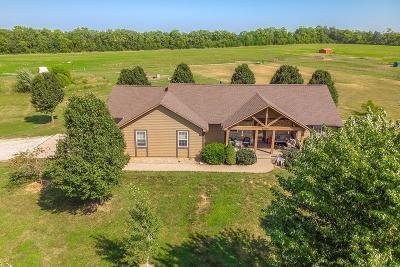 Garden City MO Single Family Home For Sale: $505,000
