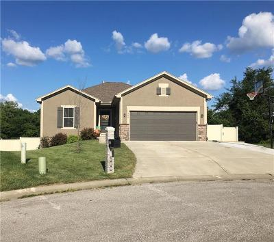 Grain Valley Single Family Home For Sale: 500 NW Hickory Ridge Drive