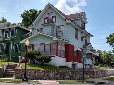 Kansas City Single Family Home For Sale: 1055 Kimball Avenue