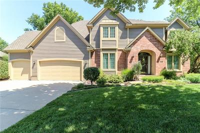 Overland Park Single Family Home For Sale: 9004 W 140th Street