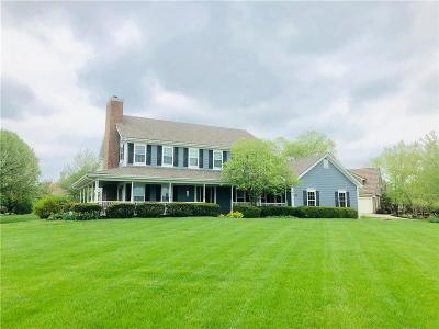 Tiffany Greens Single Family Home For Sale: 10108 N Helena Avenue