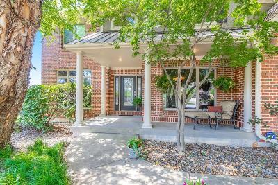 Lenexa Single Family Home For Sale: 8216 Deer Run Street