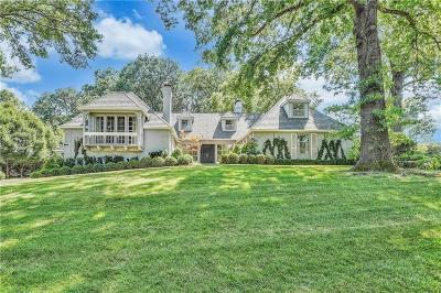 Mission Hills Single Family Home For Sale: 2321 Guilford Lane