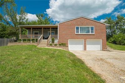 Bonner Springs Single Family Home For Sale: 217 Glenwood Street