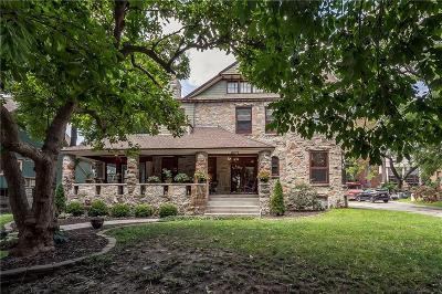Kansas City Single Family Home For Sale: 3526 Walnut Street