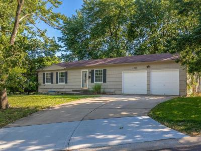 Overland Park Single Family Home For Sale: 8915 W 100th Terrace