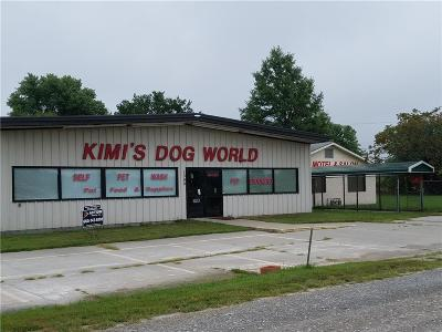 Knob Noster Commercial For Sale: NE 50 Tract A/B/C Highway