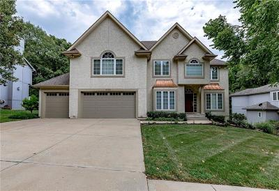 Parkville Single Family Home For Sale: 10121 River Hills Drive