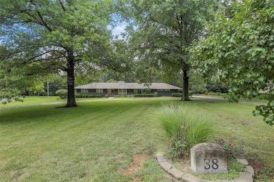 Ottawa Single Family Home For Sale: 38 E Rockwood Drive