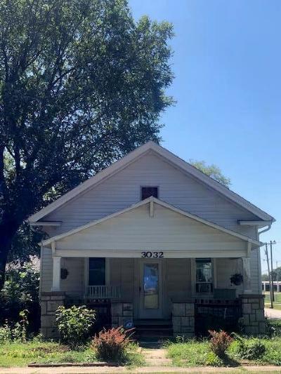 Basehor Single Family Home For Sale: 3032 N 155th Street