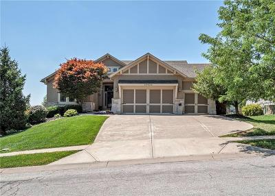 Lenexa Single Family Home For Sale: 18925 W 100th Street