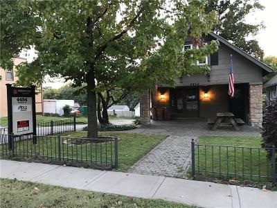 Kansas City Commercial For Sale: 4454 State Line Road