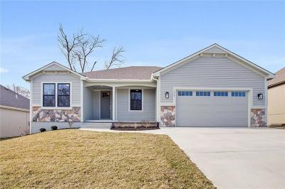 Louisburg Single Family Home For Sale: 1207 S 13 Street