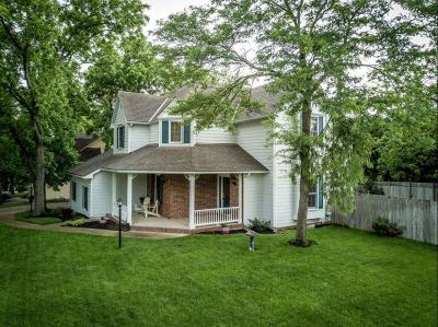 Lawrence Single Family Home For Sale: 4600 Royal Birkdale Court