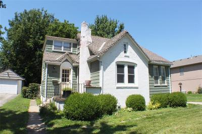 Roeland Park Single Family Home For Sale: 5230 Granada Street