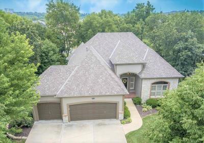Lenexa Single Family Home For Sale: 18715 W 97th Terrace