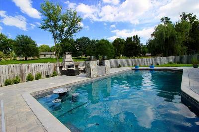 Kansas City Single Family Home For Sale: 4839 NE Dean Lane