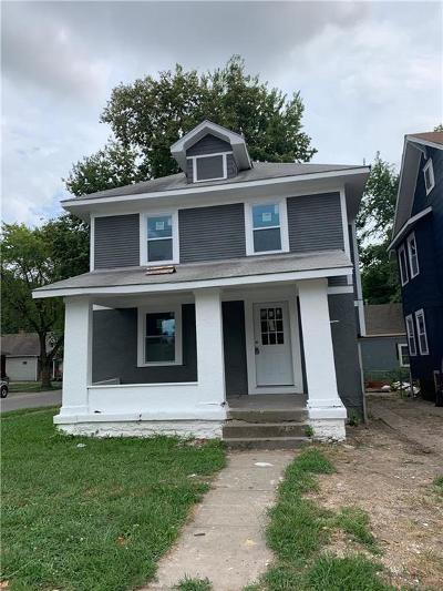 Kansas City Single Family Home For Sale: 1101 Lowell Avenue