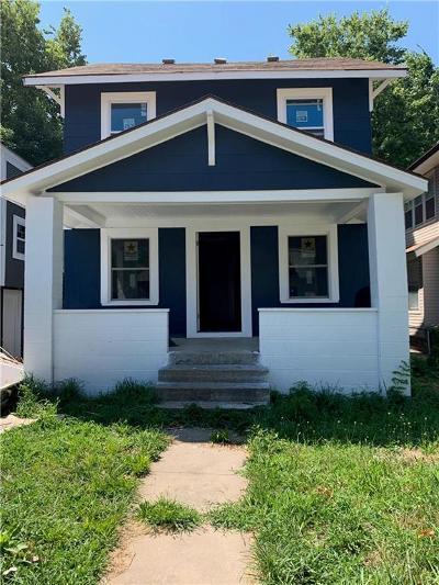 Kansas City Single Family Home For Sale: 1103 Lowell Avenue