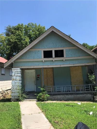 Kansas City Single Family Home For Sale: 4219 Virginia Avenue