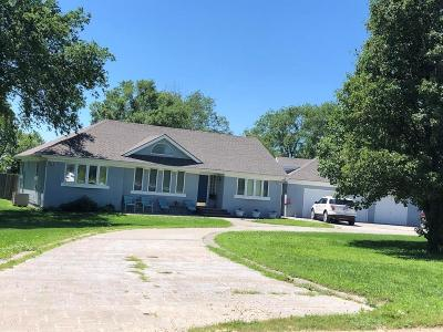 Tonganoxie Single Family Home For Sale: 20801 251st Street