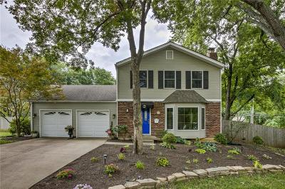 Overland Park Single Family Home For Sale: 9645 Granada Street