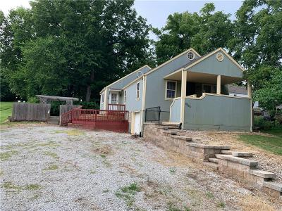 Single Family Home For Sale: 4234 N Olive Street