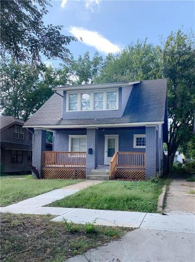 Kansas City Single Family Home For Sale: 336 Elmwood Avenue