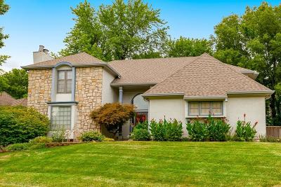 Leawood Single Family Home For Sale: 4300 W 125th Terrace