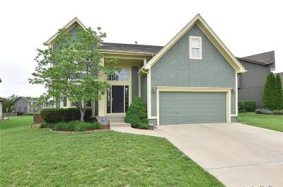 Overland Park Single Family Home For Sale: 13300 W 137th Place